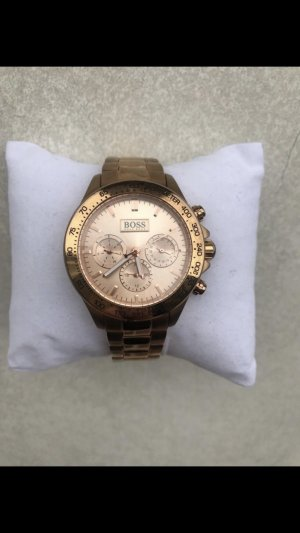 Hugo Boss Analog Watch rose-gold-coloured