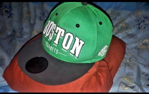 Boston Hornets Cap