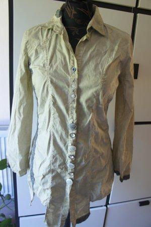 BOTTEGA außergewöhnliche Bluse Größe S 36 TOP