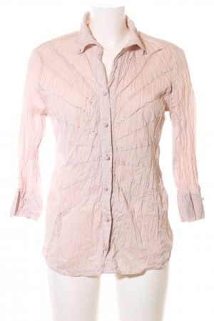Bottega Crash Blouse pink casual look