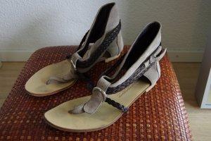 Sandals multicolored