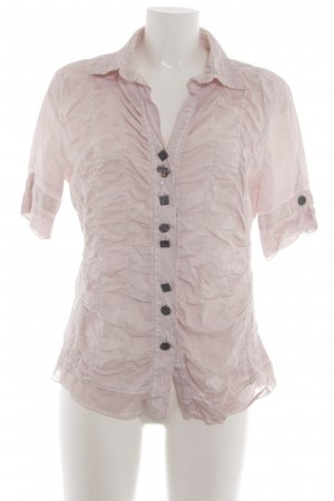 Bottega Shirt Blouse pink-nude casual look