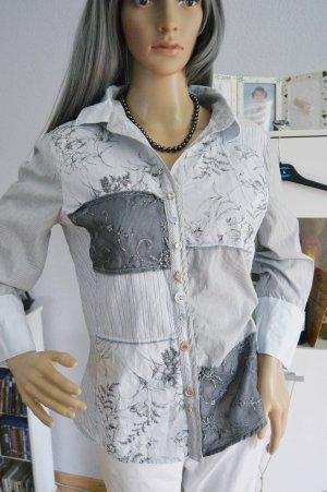 Bottega Made in Italy Bluse Hemd gr.ca.M