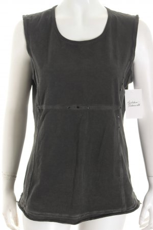 Bottega Tanktop schwarz Casual-Look