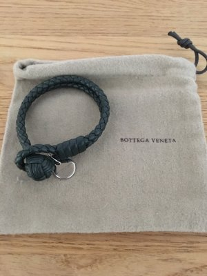 Bottega Veneta Armband Knot Intrecciato Leather S
