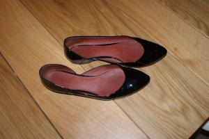 Bottega Veneta Ballerinas, Größe 40, schwarz
