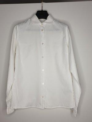 Bottega Veneta Shirt met lange mouwen wit