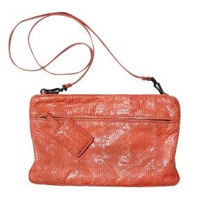 Bottega Veneta Crossbody-Tasche aus Exotenleder