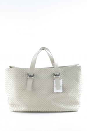 Bottega Veneta Carry Bag cream casual look