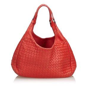 Bottega Veneta Intrecciato Campana Hobo Bag
