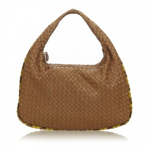 Bottega Veneta Intrecciato Hobo Bag