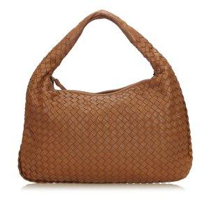Bottega Veneta Hobos brown leather