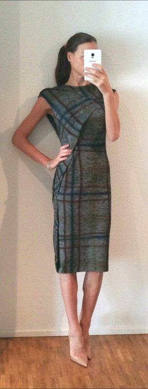 Bottega Veneta Vestito di lana multicolore