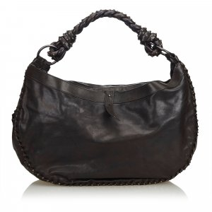 Bottega Veneta Leather Hobo