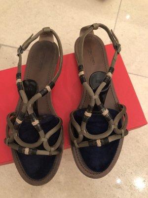 Bottega Veneta Sandale Gr. 39,5