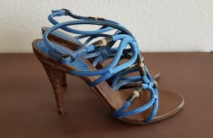 Bottega Veneta High Heel Sandal multicolored