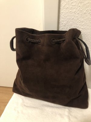 Bottega Veneta Borsetta marrone scuro