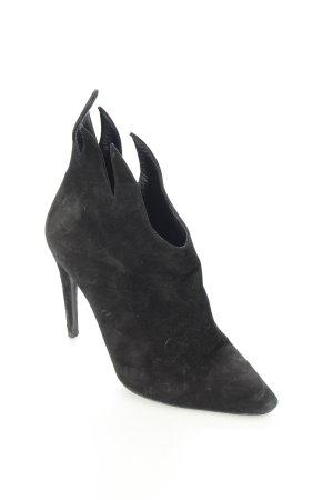 Bottega Veneta Stiefeletten schwarz extravaganter Stil