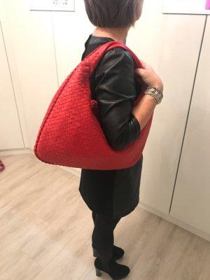Bottega Veneta Tasche wie neu in rot