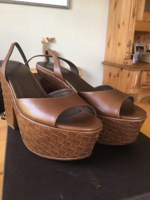 Bottega Veneta Wedges Keilabsatz Schuhe