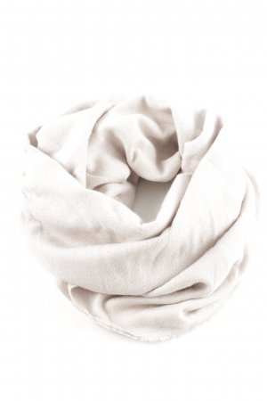 Bottega Veneta Écharpe en laine blanc cassé style décontracté