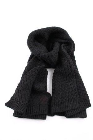 Bottega Veneta Wollen sjaal zwart casual uitstraling
