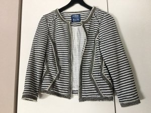 Bershka Knitted Blazer multicolored