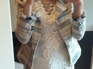 C&A Short Blazer multicolored cotton