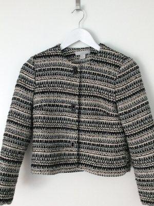 Bouclé Blazer im Chanel Style von h&m