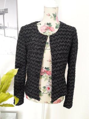 Boucle Blazer, Jacke mit Metallic Details von Vero Moda