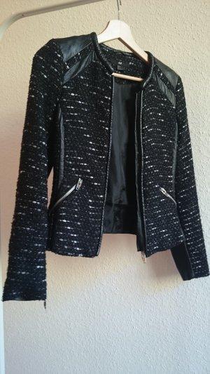 H&M Divided Tweed blazer veelkleurig
