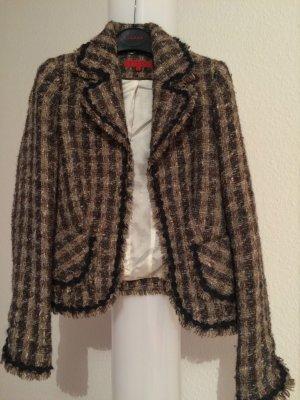 Boucle-Jacke von Donna by Hallhuber