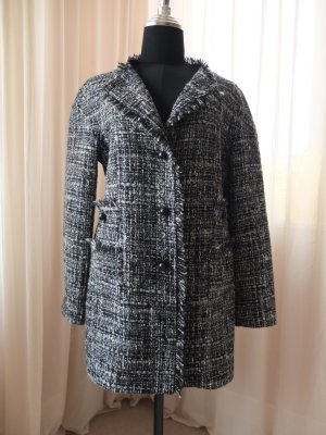Bouclé Long Blazer oder Mantel von Thomas Rath