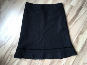 Gap Godet Skirt black