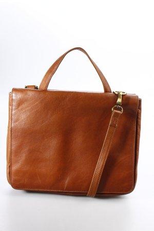 Boulder Ridge Handtasche cognac klassischer Stil