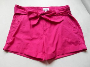 Boule Fashion kurze Hose Hot Pants Shorts Pink / Magenta Neu