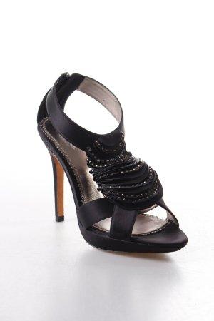 Bourne High Heels schwarz 37