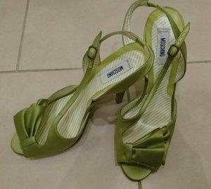 BOUTIQUE MOSCHINO High Heels Pamps Sandalen Gr.40 NP 600€