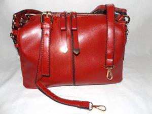 Bowling Bag dark red