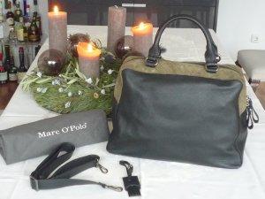 Bowlingbag aus Leder von Maro O´ Polo