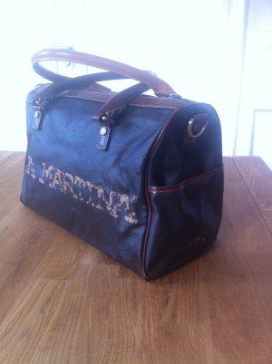 Bowlingbag von La Martina in schönen Brauntönen