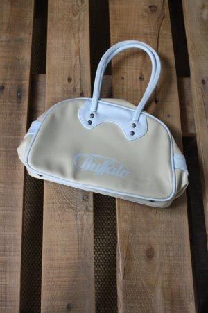 Bowlingtasche in beige/hellblau von Buffalo