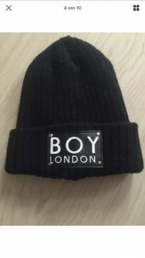 BOY LONDON Beanie Wollmütze Winter