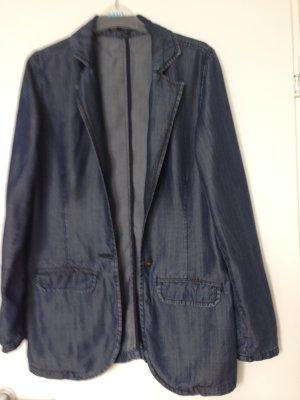 Oasis Blazer en jean bleuet-bleu