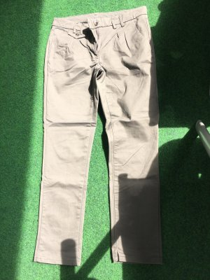 Boyfriend Trousers green grey