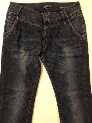 Only Jeans boyfriend bleu foncé