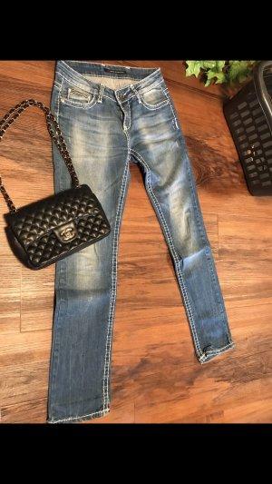 Boyfriend jeans veelkleurig