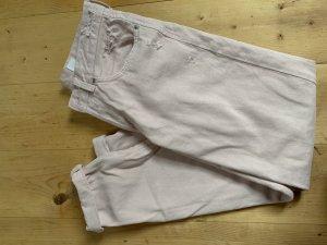 H&M Boyfriend Jeans dusky pink