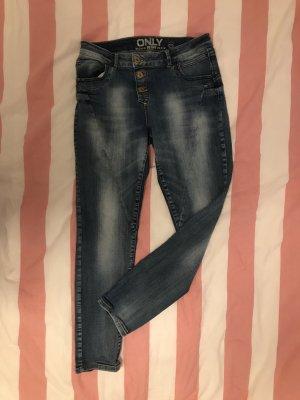 Boyfriend Jeans blau 29/32