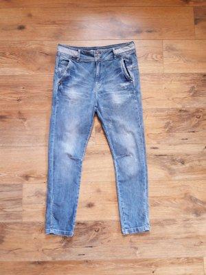 Boyfriend Jeans blau Gr. 38